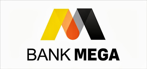 Logo bank mega mesinotomatis.com
