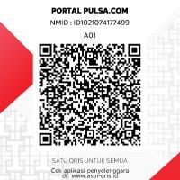 Agen Portal Pulsa Ari Rohmanudin: Terimakasih Portal Pulsa 👍👍👍
